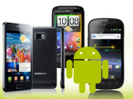 Android-Smartphones nutzen©HTC, Samsung, Google Nexus