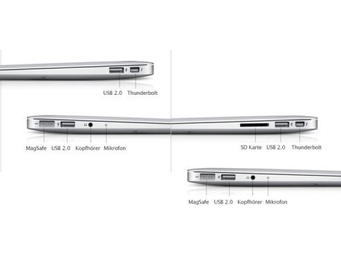 Apple MacBook Air ©Apple