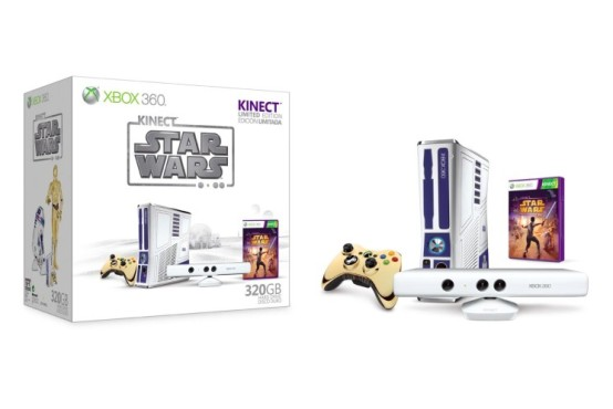Actionspiel Kinect Star Wars: Bundle © Microsoft