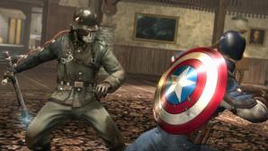 Actionspiel Captain America©Sega