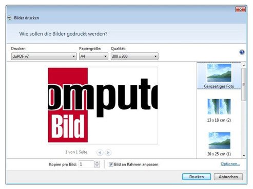 doPDF Free PDF Converter ©COMPUTER BILD