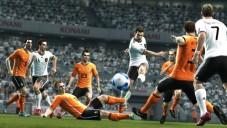 Fußballspiel Pro Evolution Soccer 2012: Tor©Konami