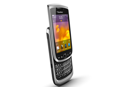 BlackBerry Torch 9810 ©Resarch in Motion