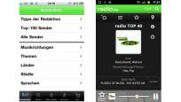 Platz 5: Radio.de©Google