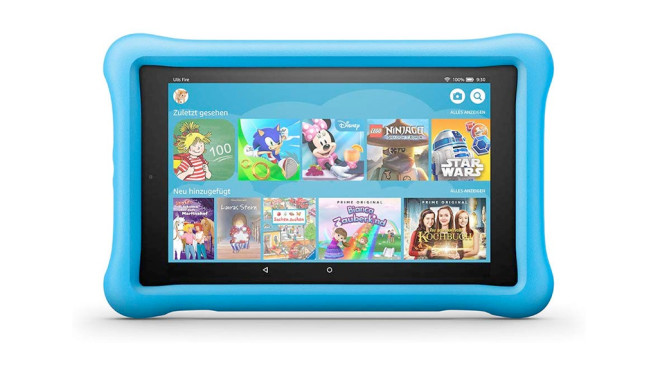 3. Platz (Tablet-PCs): Fire HD 8 Kids © Amazon