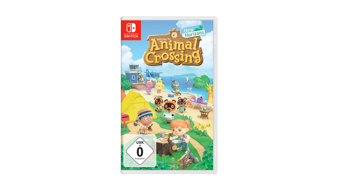 Animal Crossing: New Horizons © Square Enix