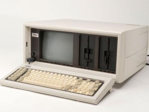 Compaq Portable ©Compaq