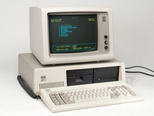 IBM PC-XT ©IBM