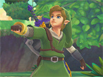 Abenteuerspiel The Legend of Zelda – Skyward Sword: Link © Nintendo