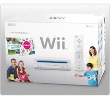 Spielekonsole Nintendo Wii: Family Edition©Nintendo