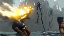 Actionspiel Dishonored: Feuer © Bethesda