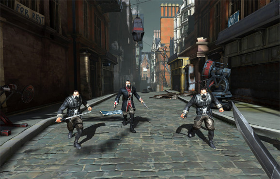 Actionspiel Dishonored: Kampf © Bethesda