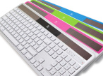 Logitech Wireless Solar Keyboard K750 for Mac © Logitech