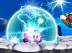 Actionspiel Kirby's Adventure Wii: Blase©Nintendo