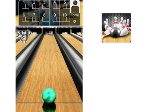 3D Bowling©Italy Games