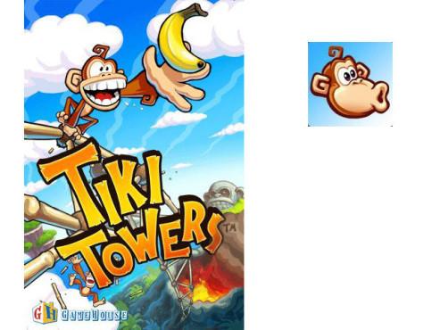 Tiki Towers ©Gamehouse