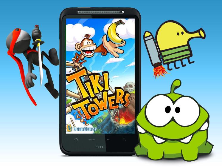Kostenlose Spiele Smartphone
