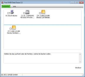 Free Easis Data Eraser