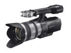 Sony NEX-VG20E - erfolgreiche Handkamera geht in die zweite Generation©Sony