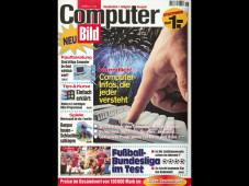 Computer Bild 1. Ausgabe©COMPUTER BILD