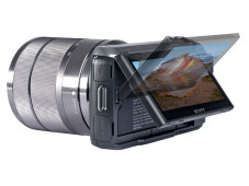 Kontrollmonitor Sony NEX-7©COMPUTER BILD