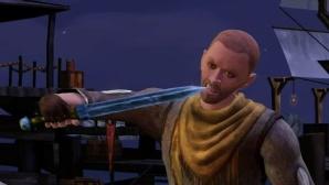 Simulation Die Sims Mittelalter � Piraten und Edelleute: Zahnstocher©Electronic Arts