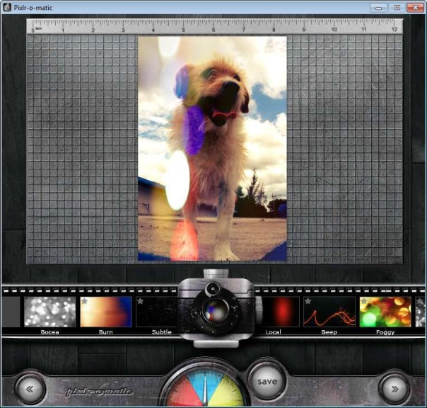 Screenshot 1 - Pixlr-o-matic