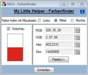 MLH – Farbenfinder