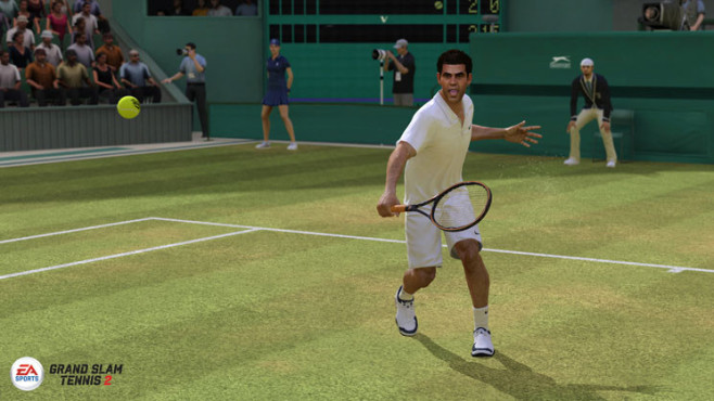 Sportspiel Grand Slam Tennis 2: Pete Sampras © Electronic Arts