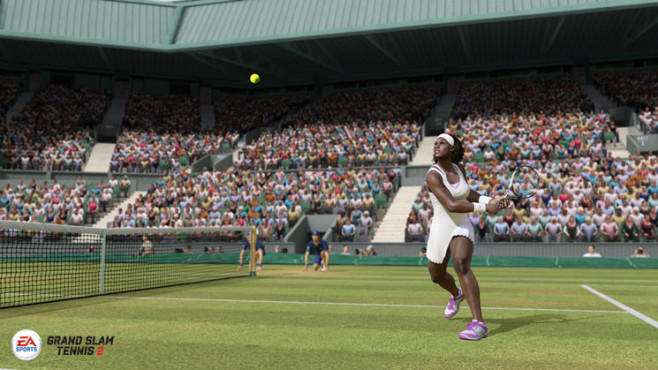 Sportspiel Grand Slam Tennis 2: Serena © Electronic Arts
