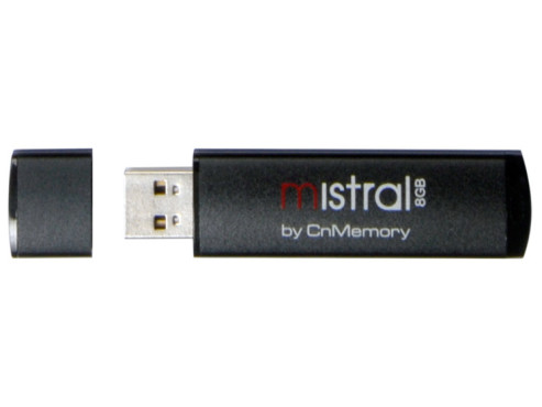 CnMemory Mistral USB2.0 Ultra High Speed 8GB © COMPUTER BILD
