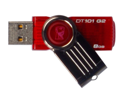 Kingston Data Traveler 101 G2 8GB © COMPUTER BILD