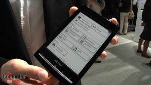 PRS-T1: Neuer E-Book-Reader von Sony