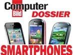 COMPUTER BILD-Dossier: Smartphones©COMPUTER BILD, Apple, LG, Samsung, Sony
