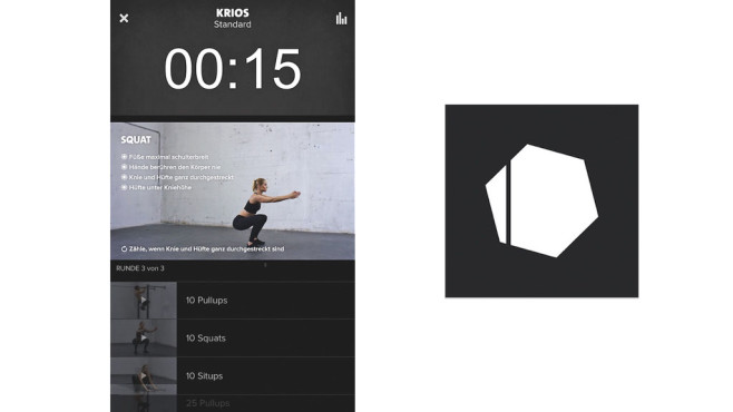 Freeletics Bodyweight © Freeletics