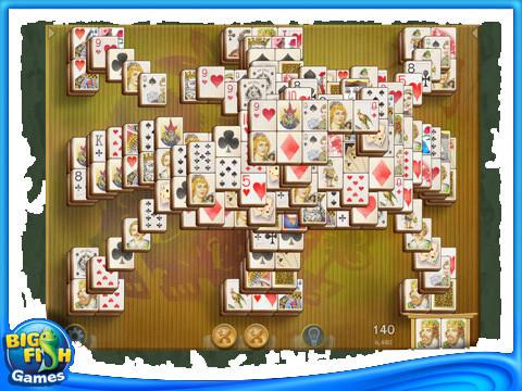 Mahjong Towers Touch HD ©Big Fish Games, Inc
