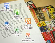 Kingsoft Office 2012©COMPUTER BILD