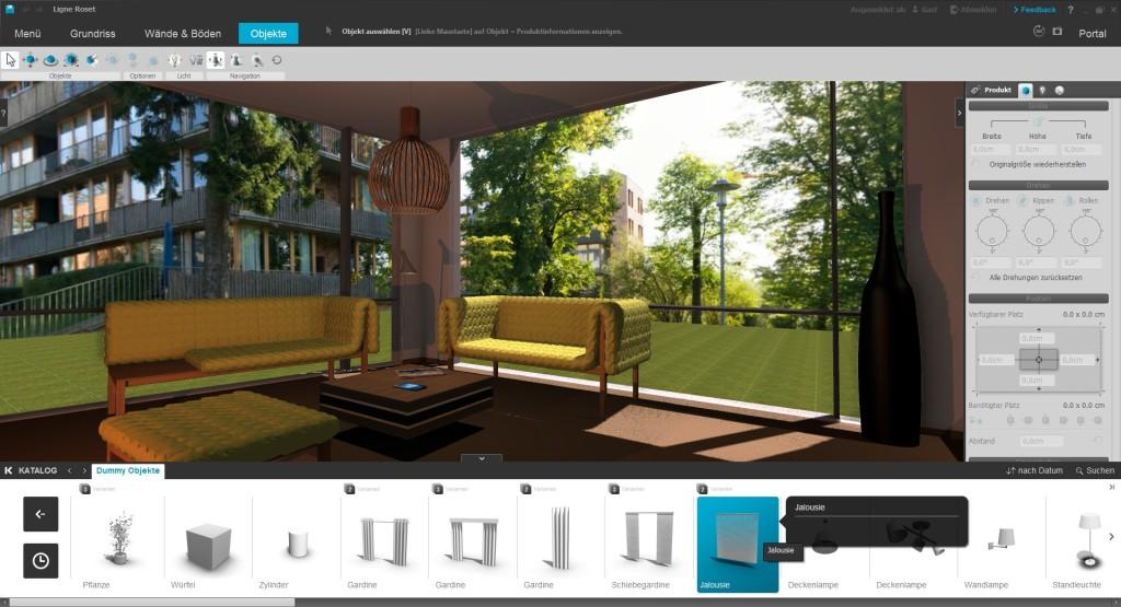 roomeon oder sweet home 3d h user immobilien bau. Black Bedroom Furniture Sets. Home Design Ideas