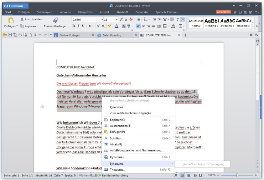 Kingsoft Office Suite Free 2014 9 1 0 5204 - Download