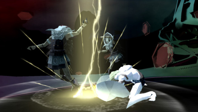 Actionspiel El Shaddai – Ascension of the Metatron: Blitz ©Ignition Entertainment