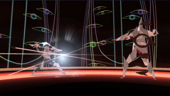 Actionspiel El Shaddai – Ascension of the Metatron: Duell ©Ignition Entertainment