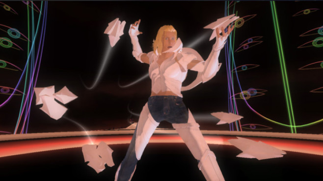 Actionspiel El Shaddai – Ascension of the Metatron: Held ©Ignition Entertainment