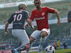 Fußballspiel Pro Evolution Soccer 2012©Konami