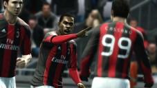 Fußballspiel Pro Evolution Soccer 2012: Robinho©Konami