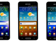Samsung Galaxy S2 HD LTE©Samsung