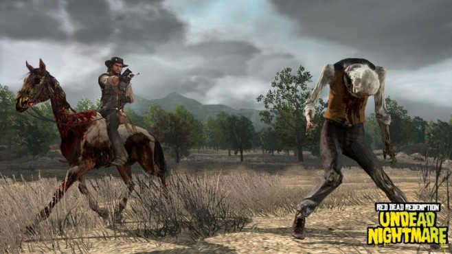 Actionspiel Red Dead Redemption: Undead Nightmare © Rockstar