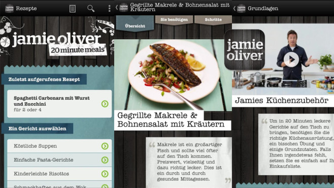 20 Minute Meals – Jamie Oliver © Zolmo
