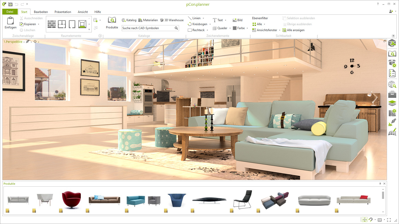 Screenshot 1 - pCon.planner