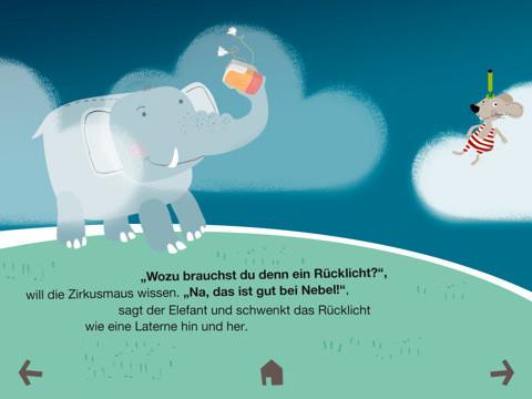 Elefant mit Rücklicht HD ©Ridili GmbH