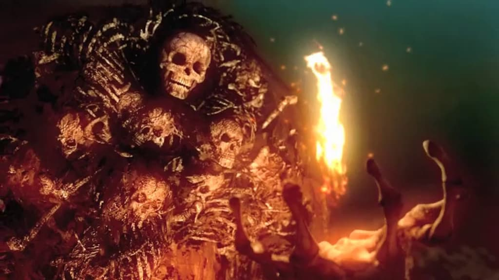 Rollenspiel Dark Souls: Prolog